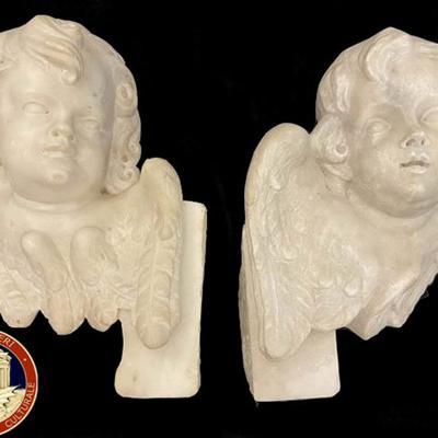 Un coleccionista devuelve unos ángeles que compró tras enterarse que fueron robadas de una iglesia
