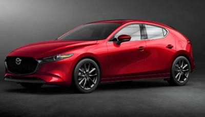 Rediseñado el Mazda3