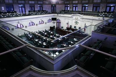 Camara de Representantes, Capitolio,