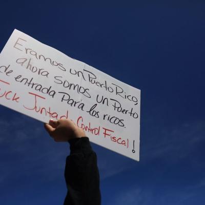 Levantan su voz en contra del Plan de Ajuste de la Deuda y los recortes a la Universidad de Puerto Rico
