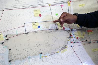 Municipios costeros se unen a búsqueda de tripulantes desaparecidos