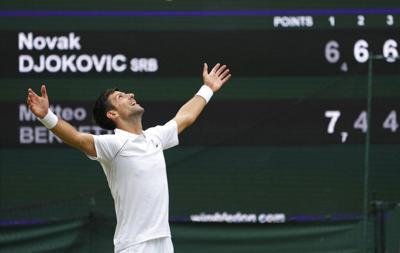 Djokovic no ha decidido si competirá en los Juegos Olímpicos de Tokio