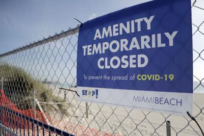 Miami ordena toque de queda indefinido