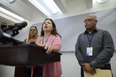 Urgen a la gobernadora detener depósito de cenizas