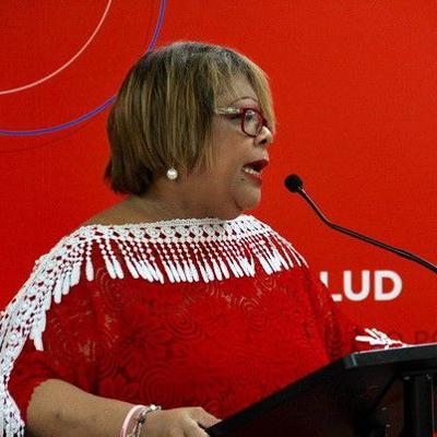 En cuarentena voluntaria presidenta de la Organización de Mujeres Populares