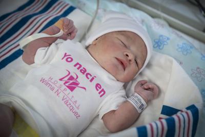 Después de 13 años, nació la primera bebé en un hospital de Vega Baja