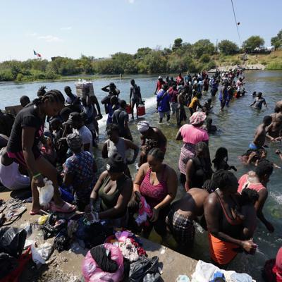 Estados Unidos planea expulsar a miles de migrantes haitianos en Texas