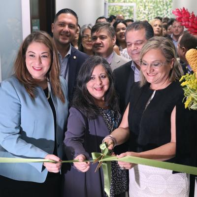 Inauguran moderna Clínica de Hospitalización parcial en Bayamón