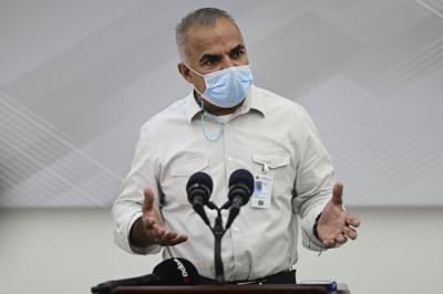 Secretario de Salud anuncia que dio positivo a Covid-19