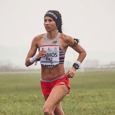 Beverly Ramos establece nueva marca nacional en maratón