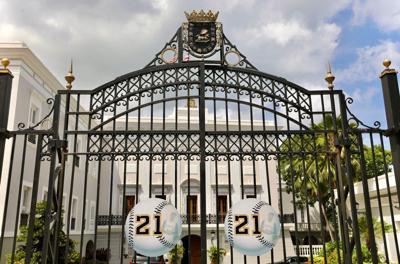 La Fortaleza se une a celebración del Día de Roberto Clemente
