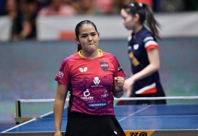 Adriana Díaz se corona en la Copa Panamericana
