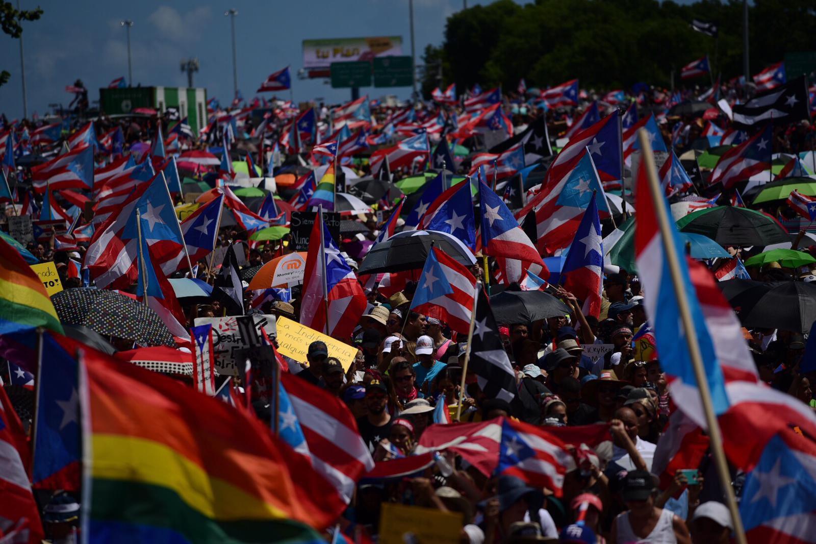 Diversas opiniones en Cobertura Especial: La Marcha