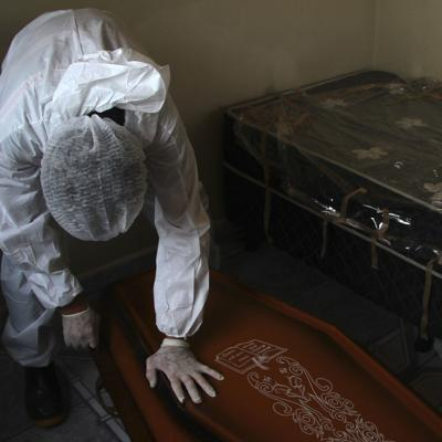 La capital de Brasil inicia cuarentena por pandemia