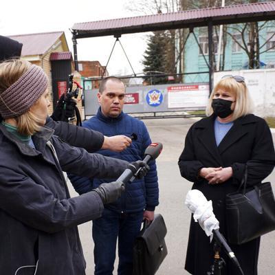 Médicos de Navalny siguen sin poder verle en prisión