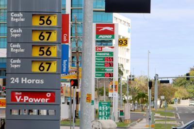 Daco fsicaliza los precios de la gasolina y el gas licuado