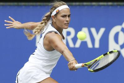 Mónica Puig adelanta a la tercera ronda del Abierto de Francia