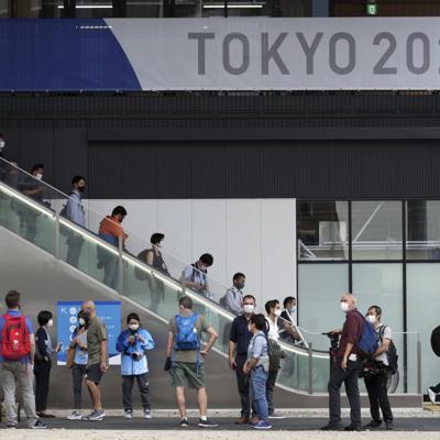 Los Juegos Olímpicos de Tokio admitirán hasta 10,000 aficionados locales