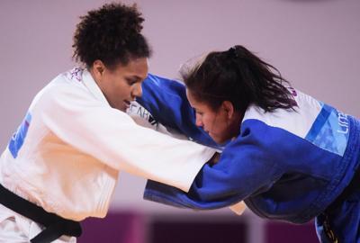 Judo Panamericanos Lima 2019