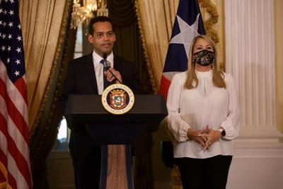 Gobernadora nombra a Raúl Márquez como secretario de Estado