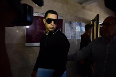 Jensen Medina regresa al tribunal para vista de fianza