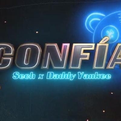 Sech, Daddy Yankee - Confía (Lyric Video)