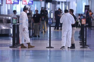 Aeropuerto, Coronavirus