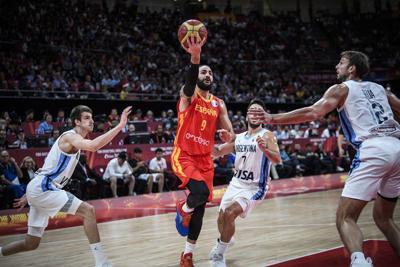 España gana el Mundial de la FIBA