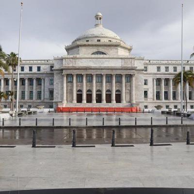Disparos frente al Capitolio iban dirigidos a un hombre
