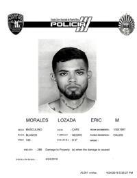 Someten cargos contra sujeto implicado en agresión a policía en Ciales
