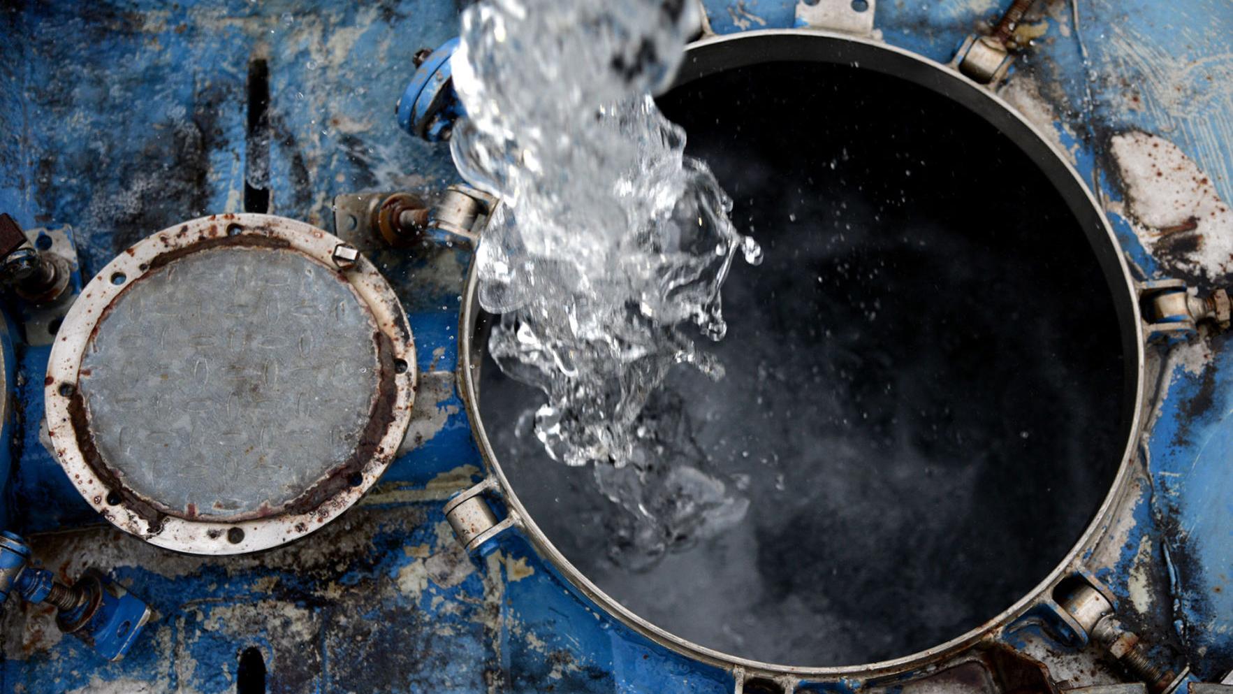 Sin agua sectores de Cayey