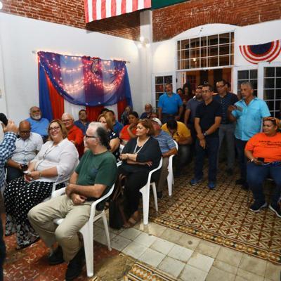 Johnny Méndez asegura victoria de un PNP unido en 2020