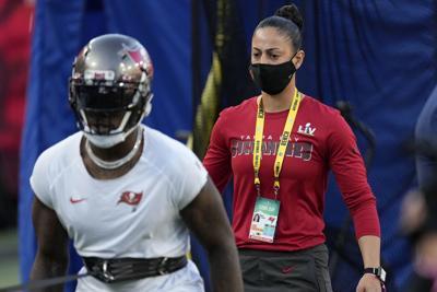 Dos mujeres ganan el Super Bowl