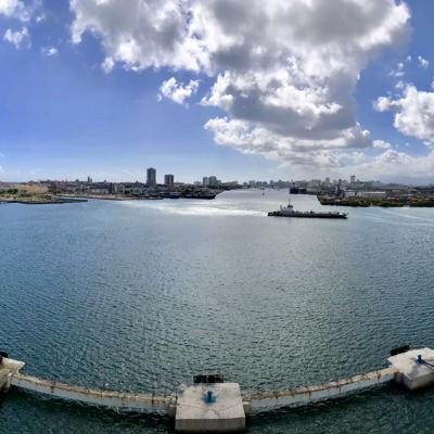Más seguridad para mover gas en la bahía