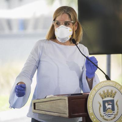EN VIVO: Presenta ajustes en planes de trabajo por alza en contagios en San Juan
