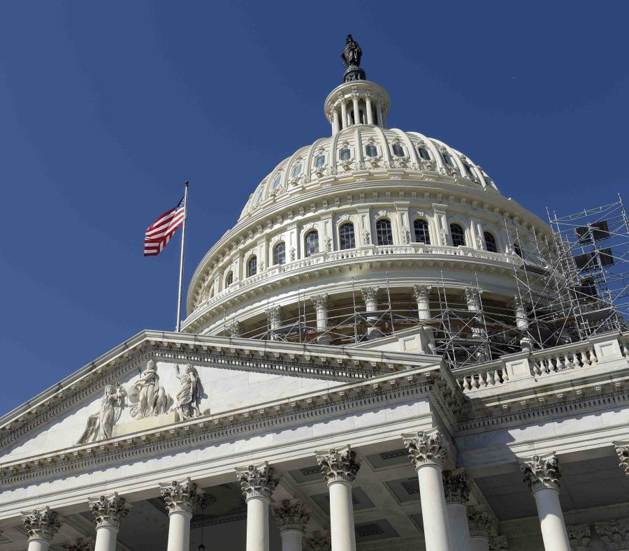 Diáspora boricua se manifiesta en Washington DC