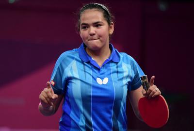 Adriana Díaz gana oro en individual
