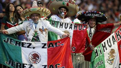 México lanza nueva campaña para erradicar grito homofóbico en partidos de fútbol