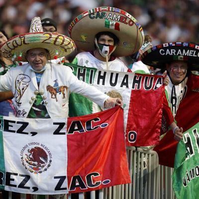 La FIFA sanciona a México por 'cantos homófobicos' de sus fanáticos durante juegos