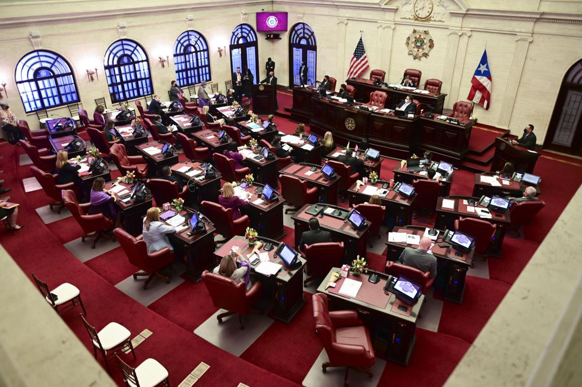 Sesión Senado