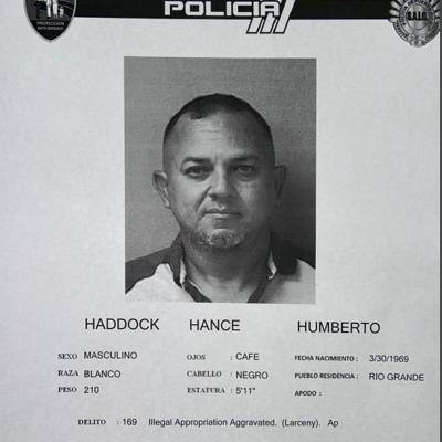 Arrestan a sujeto que robó casi 1,500 dólares en mercancía de una tienda en Hatillo