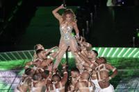 J.Lo trabajó por medio año para su show del Super Bowl