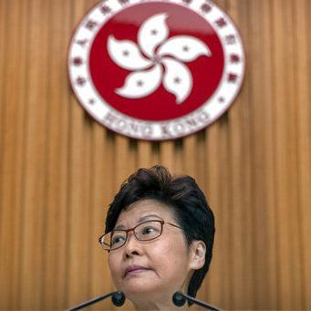 Líder de Hong Kong: El territorio no es un estado policial