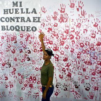 Estados Unidos vota en contra de una resolución que condena el embargo a Cuba