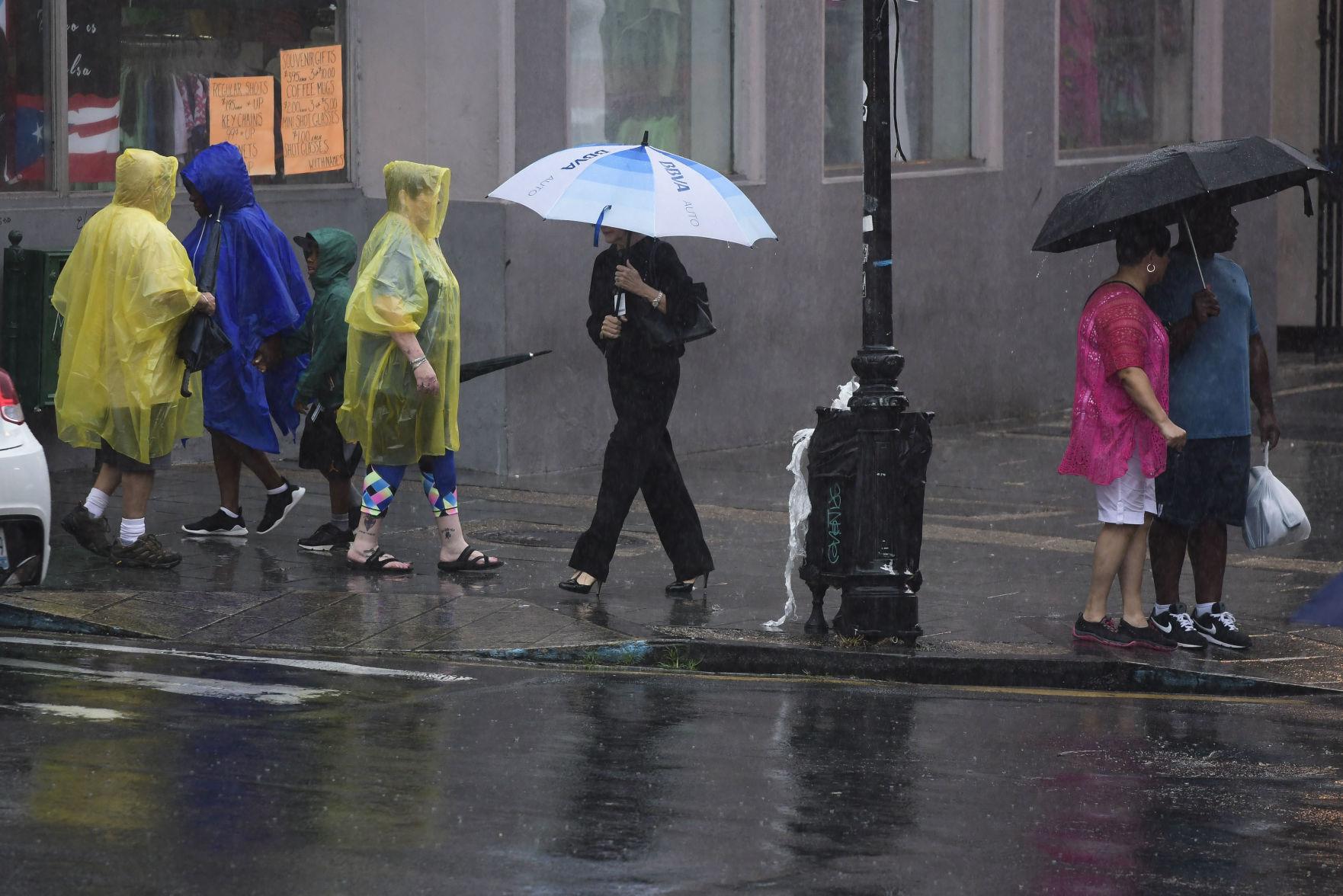 Emiten advertencia de inundaciones para varios municipios de la Isla