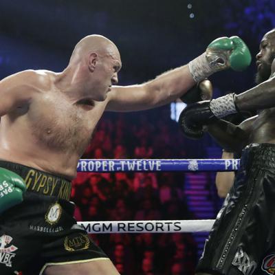 Tyson Fury dice que peleará en Londres en diciembre