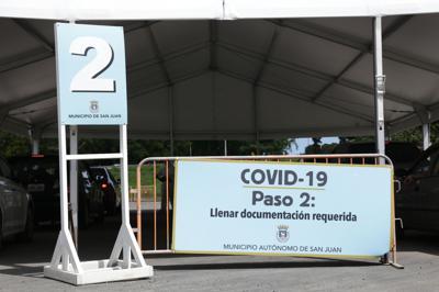 Pruebas, Covid-19, Coronavirus, Puerto Rico