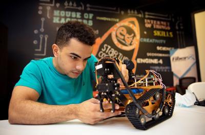 Universitarios de la Isla se destacan en el Challenge To Innovate: NASA Edition
