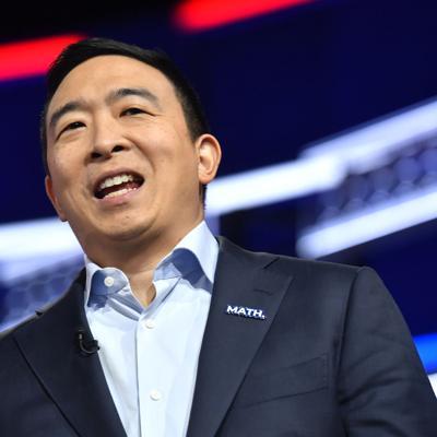 Andrew Yang favorece la estadidad para Puerto Rico