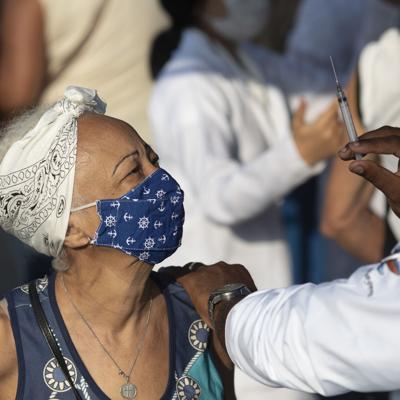 Abril, el mes más oscuro de Brasil ante el coronavirus
